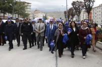 Çankırı'da 'Otizm Farkındalık Yürüyüşü'
