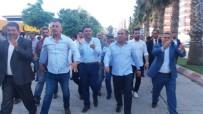 MURAT GÖĞEBAKAN - Ceyhan Ticaret Borsası Başkanı Mustafa Aydar Oldu