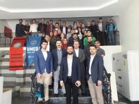 ASLAN DEĞİRMENCİ - Diyarbakır'da UMED Medya Akademisi Eğitime Başladı
