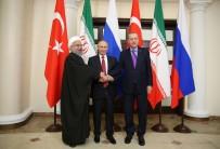 ÜÇLÜ ZİRVE - Erdoğan, Putin ve Ruhani Ankara'da bir araya gelecek