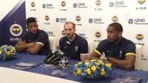 FINANSBANK - Fenerbahçeli Basketbolcular, Taraftarlarla Buluştu