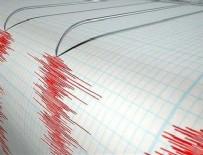 TSUNAMI - Fiji'de 6,1 büyüklüğünde deprem