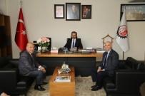 NURULLAH CAHAN - Genel Başkan Turhan, 'Uşak'ta Olduğuma İnanamadım, Çok Değişmiş'