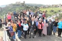 ESKIHISAR - Gez-Gör Konuklarından Eskihisar Macera Ve Aksiyon Parkı'na Tam Not