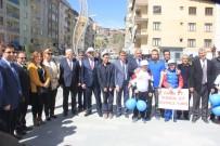 AK PARTİ İL BAŞKAN YARDIMCISI - Hakkari'de ' 2 Nisan Otizm Farkındalık' Yürüyüşü Düzenlendi