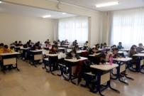 İHLAS KOLEJİ - İhlas Koleji'nde Bursluluk Sınavı Heyecanı