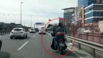 ŞIRINEVLER - İstanbul Trafiğinde Pes Dedirten Görüntü