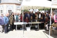KAMİL OKYAY SINDIR - İzmir'deki Vanlılardan Ayran Aşı İkramı