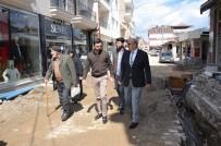 İznik'te Elektrik Hatları Yer Altına İniyor