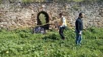İznik'te Tarihi Surlarda Erkek Cesedi Bulundu