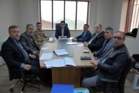 Kabadüz'de Mera Denetim Komisyonu Toplantısı