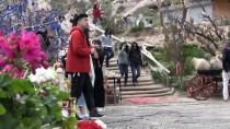 Kapadokya'da İlkbahar Güzelliği