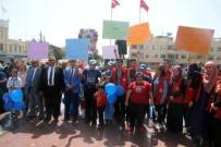 Kilis'te 2 Nisan Dünya Otizm Farkındalık Günü Kutlaması
