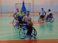 Kızıltepeli Engelli Basketbolcular Ligi Yenilgisiz Bitirdi