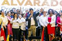 EMMANUEL MACRON - Kosta Rika'da seçimlerin galibi Quesada oldu