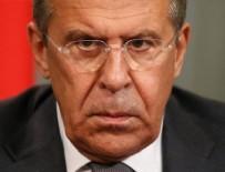 SERGEY LAVROV - Lavrov'dan çok sert açıklama