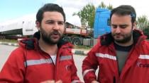 KARGO UÇAĞI - Manisa'da Karayolundan Uçak Geçti