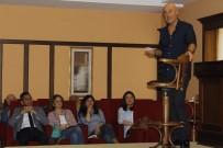 ALI ER - Mersin'de 'Zihin Dili Programlamanın Sihirli Dünyası' Semineri