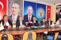 NIHAT ÖZTÜRK - Muğla Milletvekili Öztürk, Servis Şoförleri İle Bir Araya Geldi
