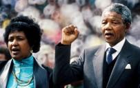 NELSON MANDELA - Nelson Mandela'nın Eşi Winnie Madikizela-Mandela Hayatını Kaybetti