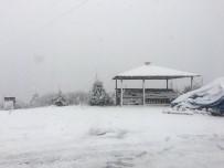 Nisan Ayında Kar Yağdı