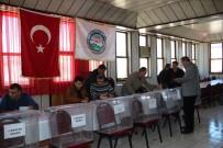 ALI KıLıÇ - Oltu Ticaret Ve Sanayi Odası Seçimleri Yapıldı