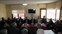 Orhan Birdal; 'Erzincan'a Özel Önem Veriyoruz'
