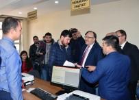 MUSTAFA TUTULMAZ - Pasaport Ve Ehliyet Artık Nüfus Vatandaşlık Müdürlüğüne Devredildi