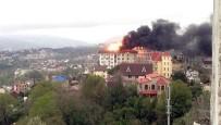SIBIRYA - Rusya'da Yangın Paniği