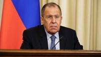 SERGEY LAVROV - Rusya'dan 'Ajan' Açıklaması