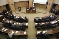 MEHMET YAŞAR - Şahinbey Belediyesi Nisan Ayı Meclis Toplantısı Yapıldı