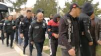 İSMAIL ÖZDEMIR - Terör Operasyonlarında Bin 91 Gözaltı