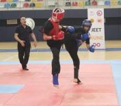 RECEP TOPALOĞLU - Türkiye'nin İlk Jeet Kune Do Şampiyonasında 110 Sporcu Yarıştı