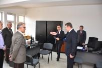 KİMLİK KARTI - Vali Çeber, İl Nüfus Müdürlüğünü Ziyaret Etti
