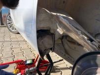 ÇİMENTO FABRİKASI - Van'da 32 Kilo Eroin Ele Geçirildi