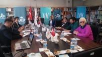 ADNAN DEMIR - Van'da 'Menua Yürüyüş Yolu' Toplantısı