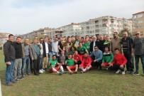 SERKAN BAYRAM - Yalovaspor Şampiyonluğunu İlan Etti