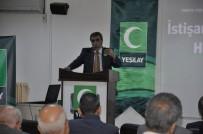 YEŞILAY CEMIYETI - Yeşilay Mardin'de Yol Haritasını Belirledi