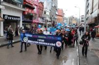 AHMET ÇıNAR - Zonguldak'ta 'Otizm Farkındalık' Yürüyüşü
