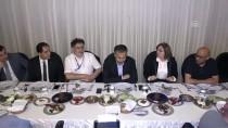 FIRAT KALKANI - AA Editörleri Gaziantep'te