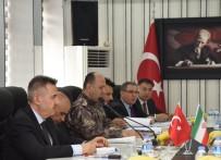 Ağrı'da Güvenlik Toplantısı Yapıldı