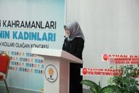 FIRAT KALKANI - AK Parti'de Serpil Koçan Güven Tazeledi