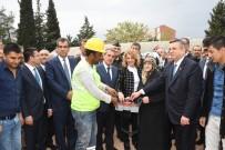 AHMET GENCER - Ali Erdemoğlu Fen Lisesinin Temeli Atıldı