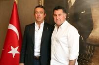 Ali Koç'tan Başkan Mehmet Kocadon'a Ziyaret