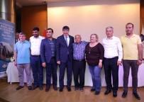 SÜLEYMAN DEMİREL - Antalya'da 25 Kilometrelik 3. Etap Raylı Sistem İçin İmzalar Atıldı