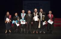 YEKTA SARAÇ - Atatürk Üniversitesi Bilimsel Teşvik Ödülleri Ve Akademik Giysi Töreni Gerçekleşti
