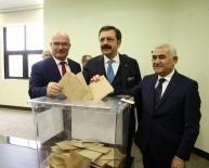 ADEM ALI YıLMAZ - ATO Meclisi Yeniden 'Gürsel Baran' Dedi