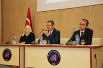 SÜLEYMAN DEMİREL - AÜ'de YLSY Tanıtım Toplantısı Düzenlendi