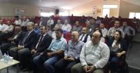 BÜYÜKBAŞ HAYVAN - Aydın'da Yetiştiricilere 'Buzağı Bakım Ve Besleme' Eğitimi Verildi
