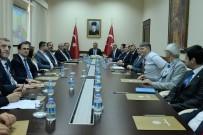 Balıkesir'de İstihdamı Arttırma Toplantısı Yapıldı